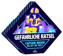 Gefährliche Rätsel: Captain Brain rettet die Welt von Webel,  Matthias Leo
