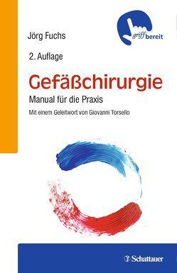 Gefäßchirurgie von Fuchs,  Jörg