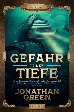 GEFAHR IN DER TIEFE von Green,  Jonathan, Knarr,  Michael