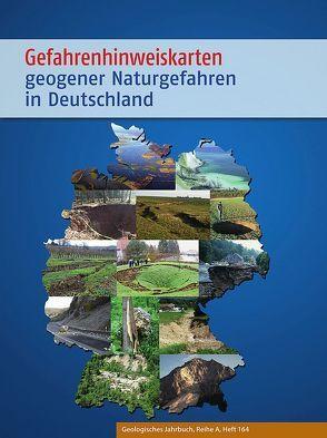 Gefahrenhinweiskarten geogener Naturgefahren in Deutschland von AD-HOC-Arbeitsgruppe Geologie