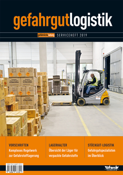 Gefahrgut-Logistik 2019