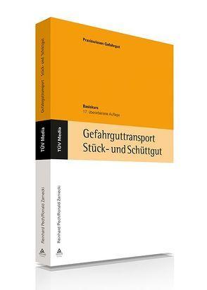 Gefahrguttransport  Stück- und Schüttgut von Pech, Reinhard, Zamecki, Ronald