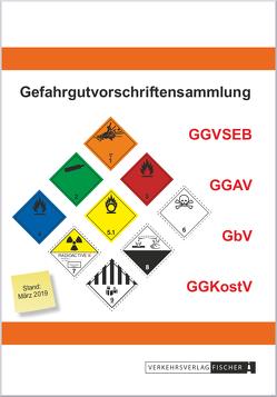 Gefahrgutvorschriftensammlung GGVSEB