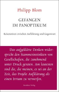 Gefangen im Panoptikum von Blom,  Philipp