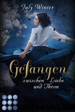 Gefangen zwischen Liebe und Thron (Sturmwanderer 2) von Winter,  July