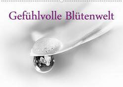 Gefühlvolle Blütenwelt (Wandkalender 2021 DIN A2 quer) von Petra Voß,  ppicture-