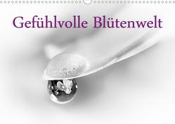 Gefühlvolle Blütenwelt (Wandkalender 2021 DIN A3 quer) von Petra Voß,  ppicture-