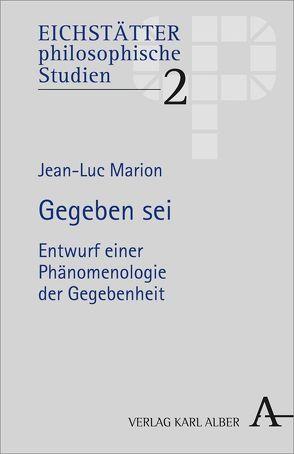 Gegeben sei von Alferi,  Thomas, Marion,  Jean-Luc