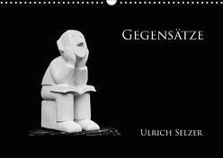 Gegensätze (Wandkalender 2019 DIN A3 quer) von Selzer,  Ulrich