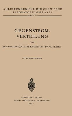 Gegenstrom-Verteilung von Mayer-Kaupp,  H., Rauen,  H. M., Stamm,  W.