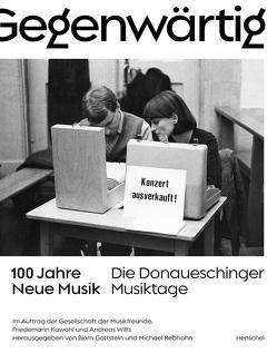 Gegenwärtig von Gesellschaft der Musikfreunde,  Friedemann Kawohl und Andreas Wilts, Gottstein,  Björn, Rebhahn,  Michael