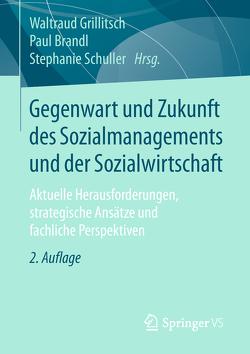 Gegenwart und Zukunft des Sozialmanagements und der Sozialwirtschaft von Brandl,  Paul, Grillitsch,  Waltraud, Schüller,  Stephanie