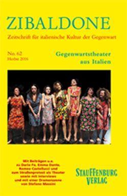 Gegenwartstheater aus Italien von Bremer,  Thomas, Harth,  Helene, Heydenreich,  Titus