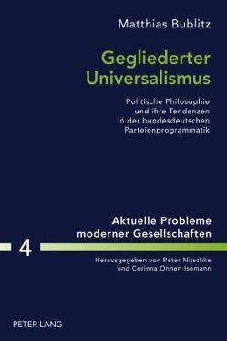 Gegliederter Universalismus von Bublitz,  Matthias