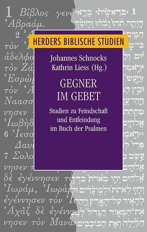 Gegner im Gebet von Liess,  Kathrin, Schnocks,  Johannes