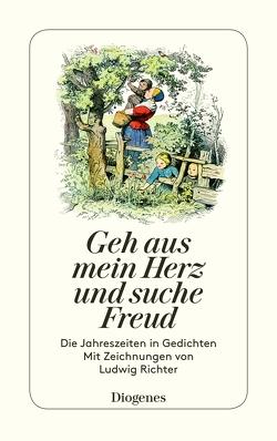 Geh aus, mein Herz, und suche Freud von Friedrich,  Anton