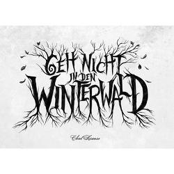 Geh nicht in den Winterwald von Droste,  Stefan, Krause,  Clint, Lauer,  Adrian