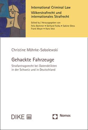 Gehackte Fahrzeuge von Möhrke-Sobolewski,  Christine