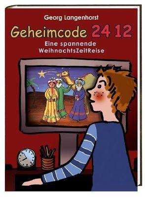 Geheimcode 24 12 von Langenhorst,  Georg