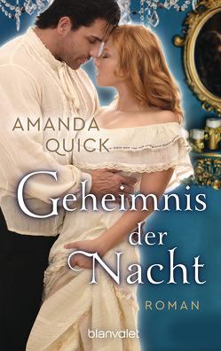 Geheimnis der Nacht von Quick,  Amanda