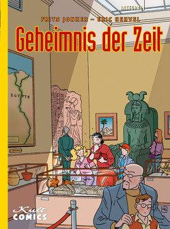 Geheimnis der Zeit von Heuvel,  Eric, Jonker,  Frits