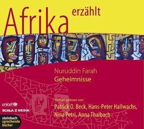 Geheimnisse – Afrika erzählt von Petri,  Nina, Thalbach,  Anna