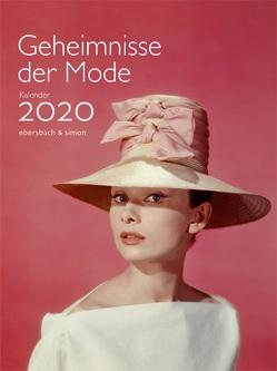 Geheimnisse der Mode 2020 von Frederiksson,  Katarina, Sonntag,  Sophia
