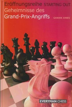 Geheimnisse des Grand-Prix-Angriffs von Jones,  Gawain