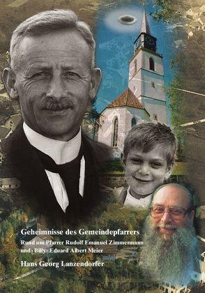 Geheimnisse eines Gemeindepfarrers von Lanzendorfer,  Hans G