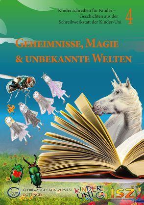 Geheimnisse, Magie & unbekannte Welten von Brammer,  Peter, Rohner,  Marie-Theres, Rothkegel,  Vanessa Julia