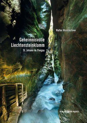 Geheimnisvolle Lichtensteinklamm von Mooslechner,  Walter