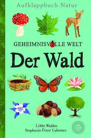 Aufklappbuch Natur – Geheimnisvolle Welt von Fizer Colemann,  Stephanie, Hofmann,  E.M., Walden,  Libby