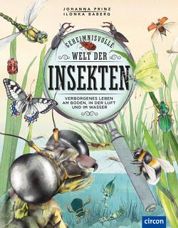 Geheimnisvolle Welt der Insekten von Bamberg,  Ilonka, Dr. Prinz,  Johanna