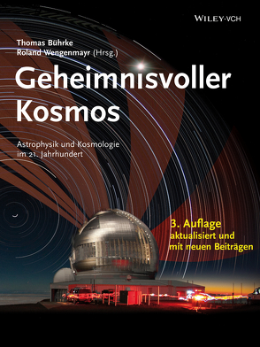 Geheimnisvoller Kosmos von Bührke,  Thomas, Wengenmayr,  Roland