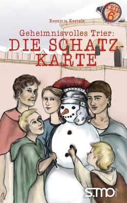 Geheimnisvolles Trier: Die Schatzkarte von Kertels,  Resemie