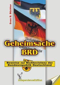 Geheimsache BRD (Dokumentation) von Büchter,  Sven B
