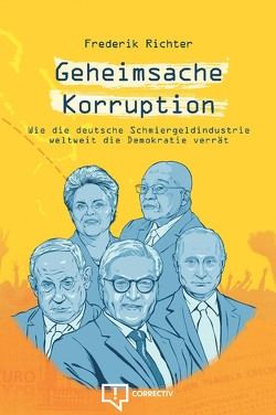 Geheimsache Korruption von Richter,  Frederik