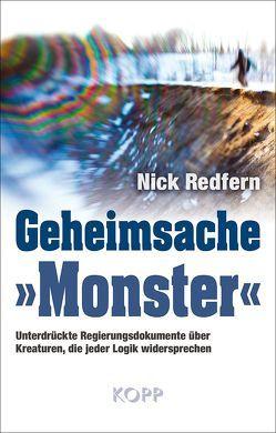 Geheimsache »Monster« von Redfern,  Nick