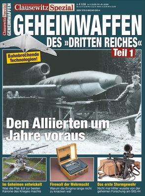 Geheimwaffen von Krüger,  Stefan
