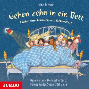 Gehen zehn in ein Bett von Die fabelhaften 3, Goeschl,  Bettina, Maske,  Ulrich
