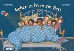 Gehen zehn in ein Bett von Dürr,  Gisela, Maske,  Ulrich