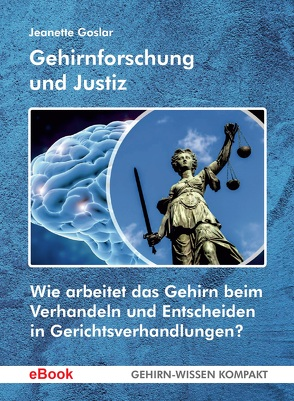 Gehirnforschung und Justiz (eBook) von Goslar,  Jeanette