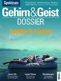 Gehirn&Geist Dossier – Schlafen und Träumen