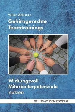 Gehirngerechte Teamtrainings von Witzleben,  Volker