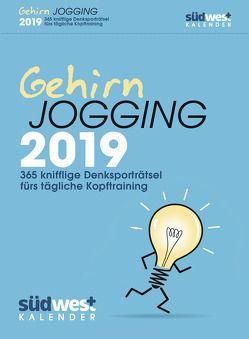 Gehirnjogging 2019 Tagesabreißkalender