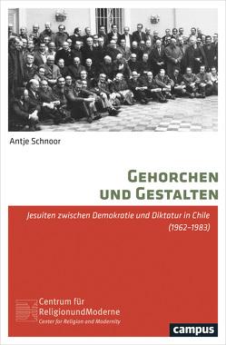 Gehorchen und Gestalten von Schnoor,  Antje