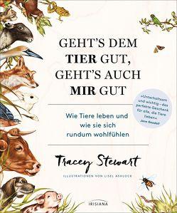 Geht's dem Tier gut, geht's auch mir gut von Kretschmer,  Ulrike, Stewart,  Tracey