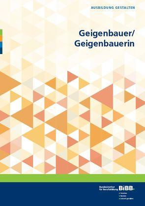 Geigenbauer/Geigenbauerin von Boudoux d'Hautefeuille,  Guillemette, Michael,  Marion