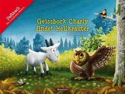 Geissbock Charly findet Heilkräuter von Mettler,  Patrick, Rhyner,  Roger