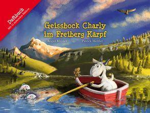 Geissbock Charly im Freiberg Kärpf von Mettler,  Patrick, Rhyner,  Roger